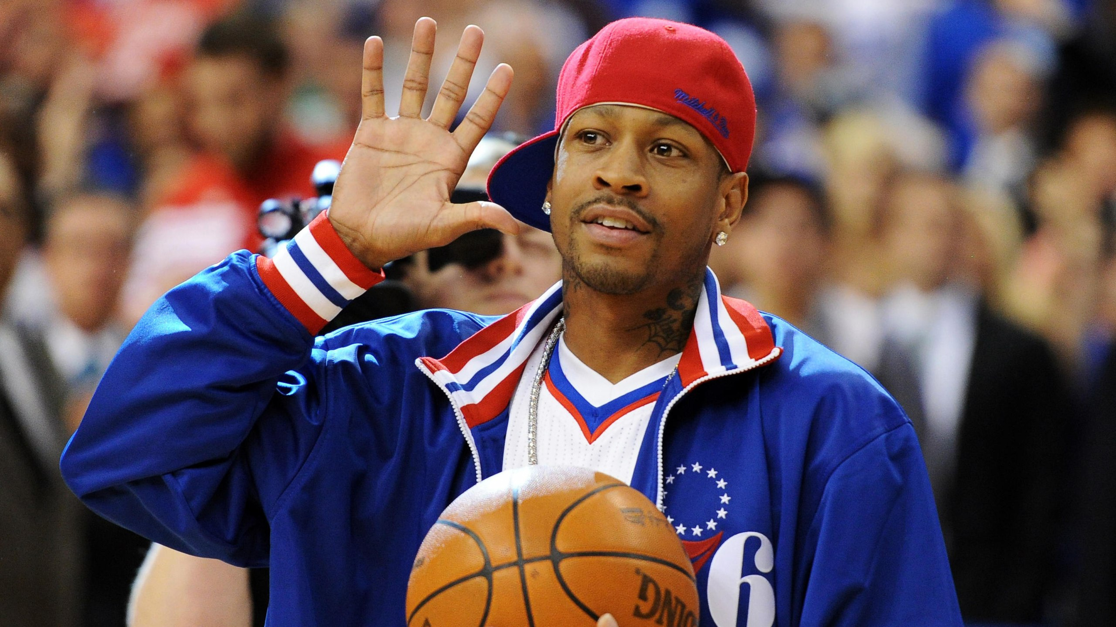allen iverson nba Allen iverson, , , stats and updates at cbssportscom.