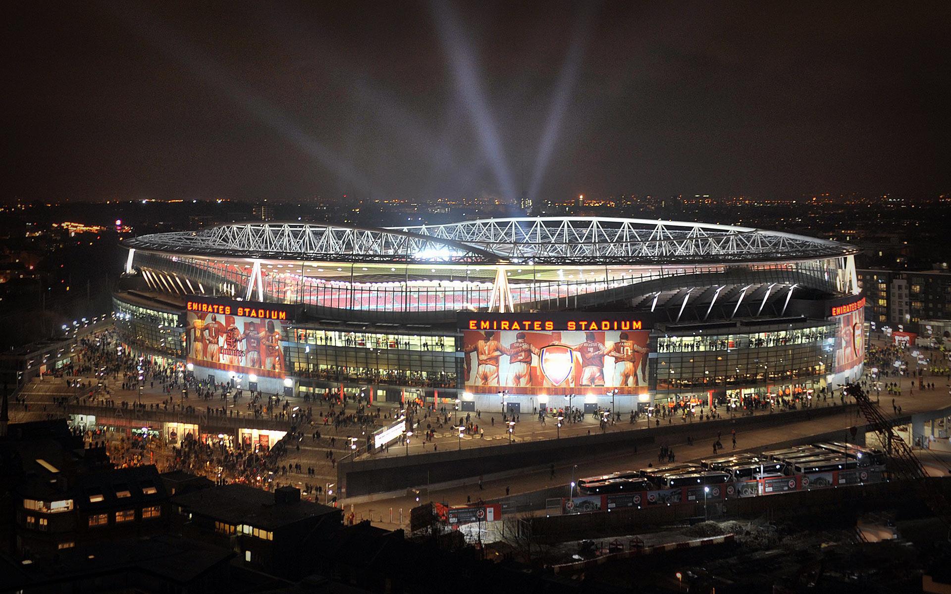 Arsenal Emirates Stadium Wallpaper Hd Pixelstalk Net
