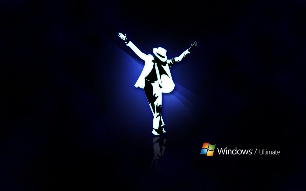 Free Michael Jackson Windows Wallpaper.