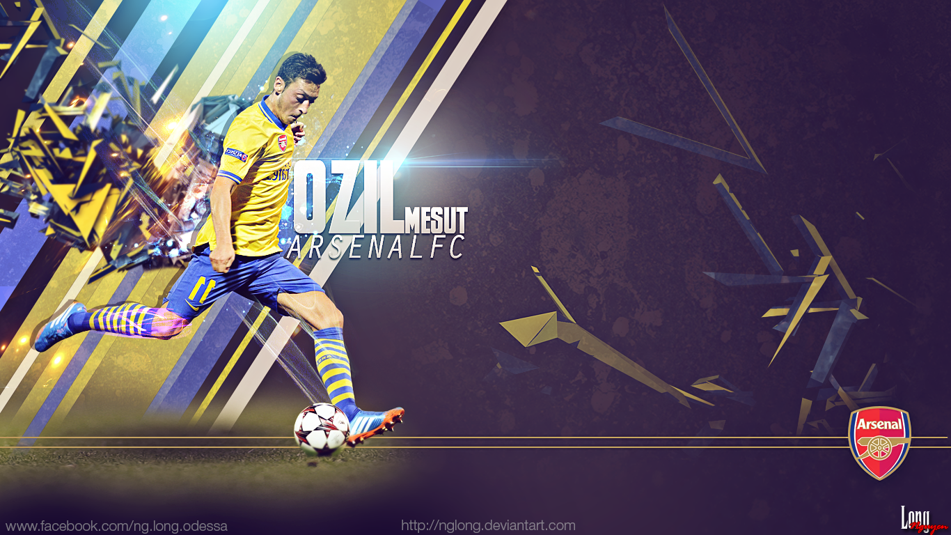 Mesut Özil Wallpaper HD