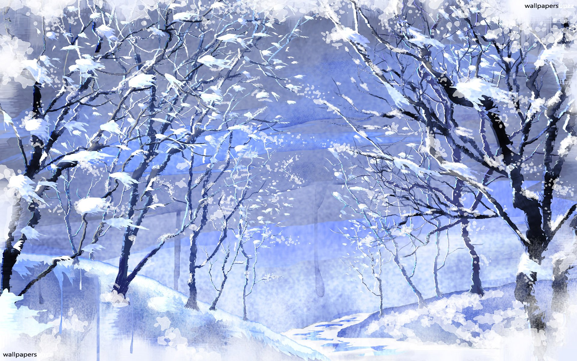 Snow wallpapers HD download