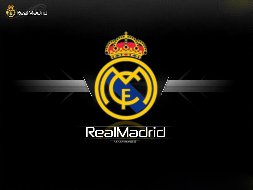 HD Real PixelsTalk.Net Madrid Logo Wallpaper |