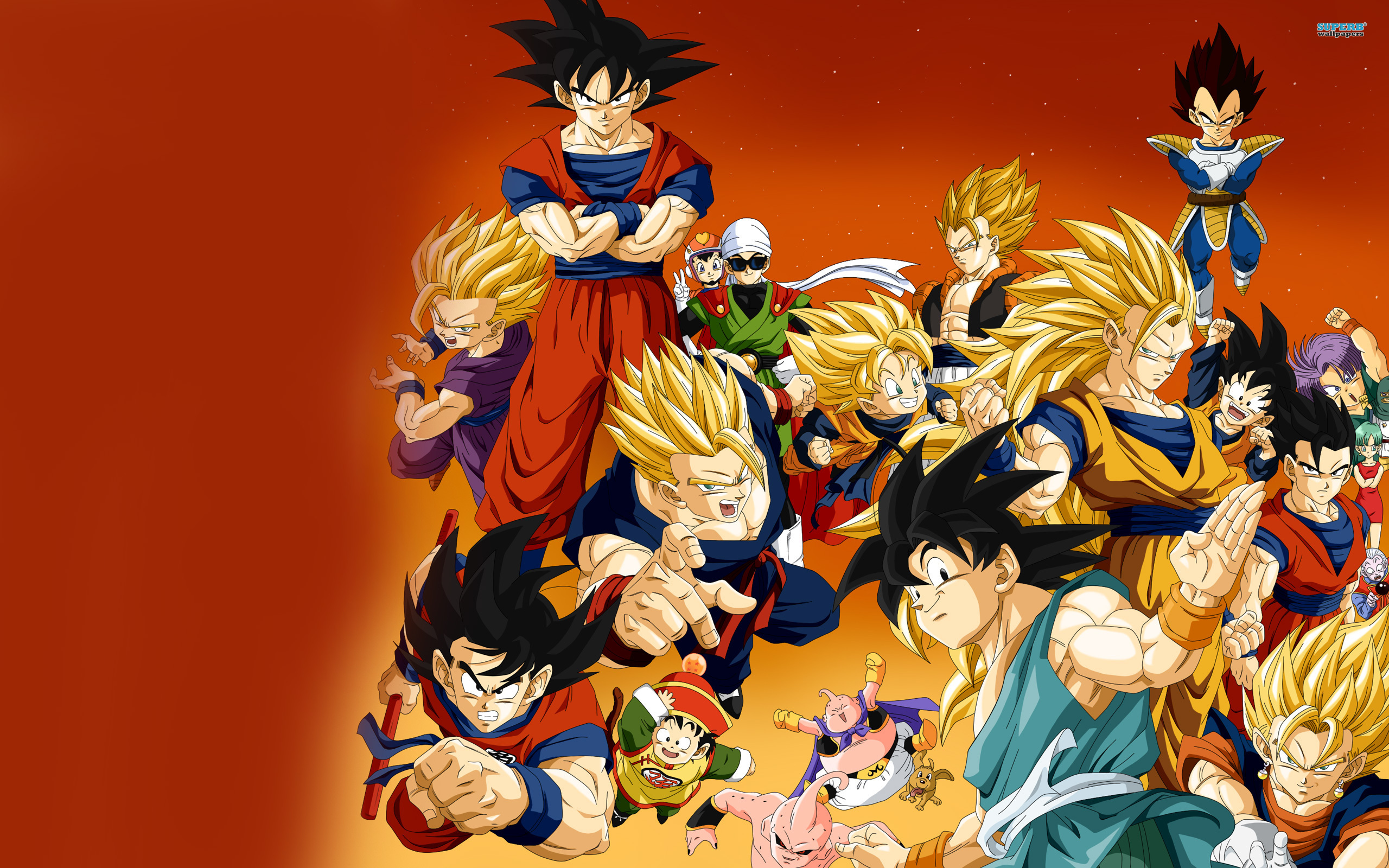 Dragon ball z wallpapers goku pixelstalk net - Dragon ball z gohan images ...