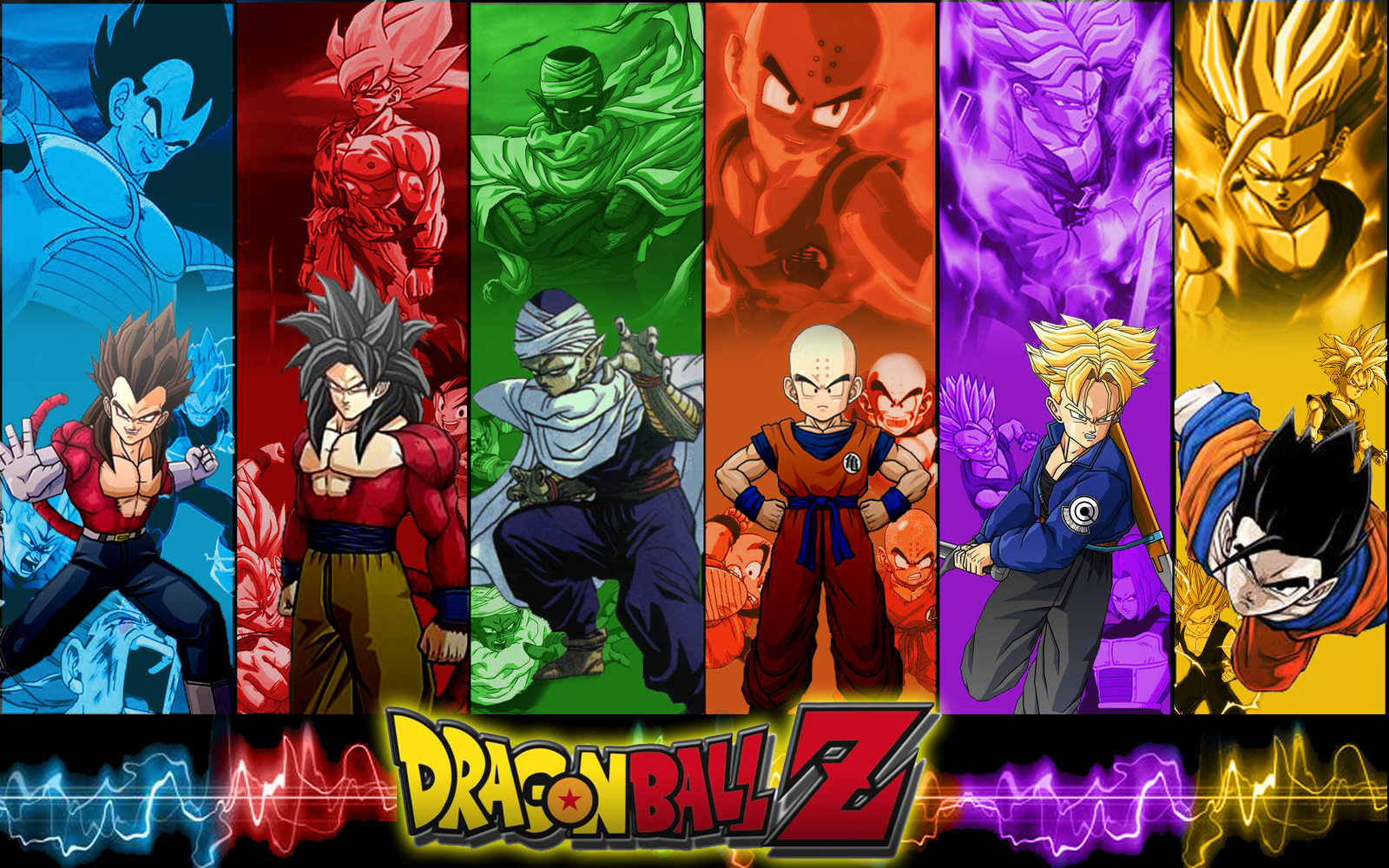 Dragon Ball Z Wallpapers Goku | PixelsTalk.Net