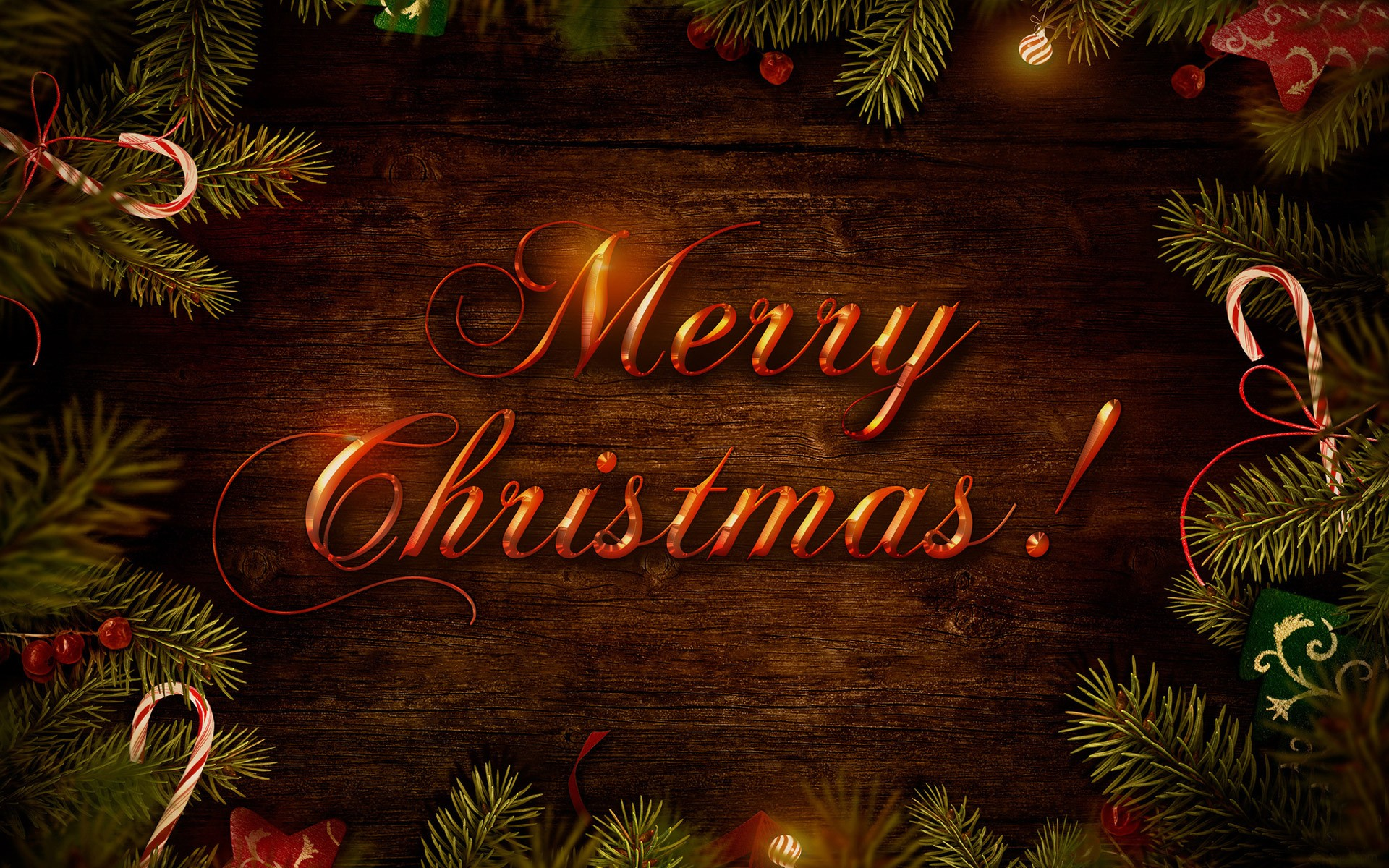 Christmas HD wallpaper for download