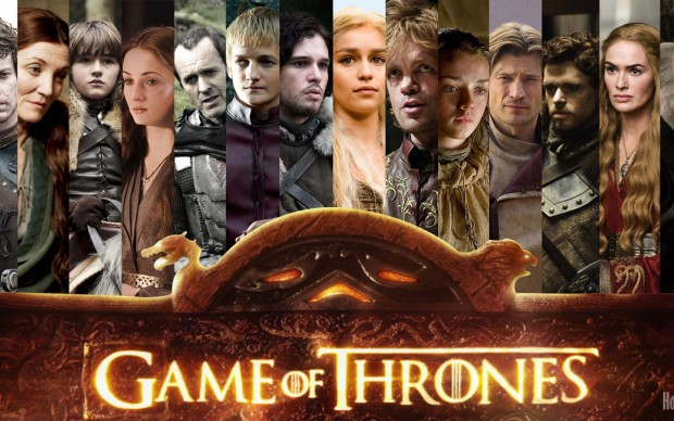 2013 latest Game of Thrones wallpaper
