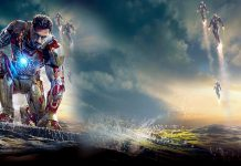 Iron man hd wallpaper.