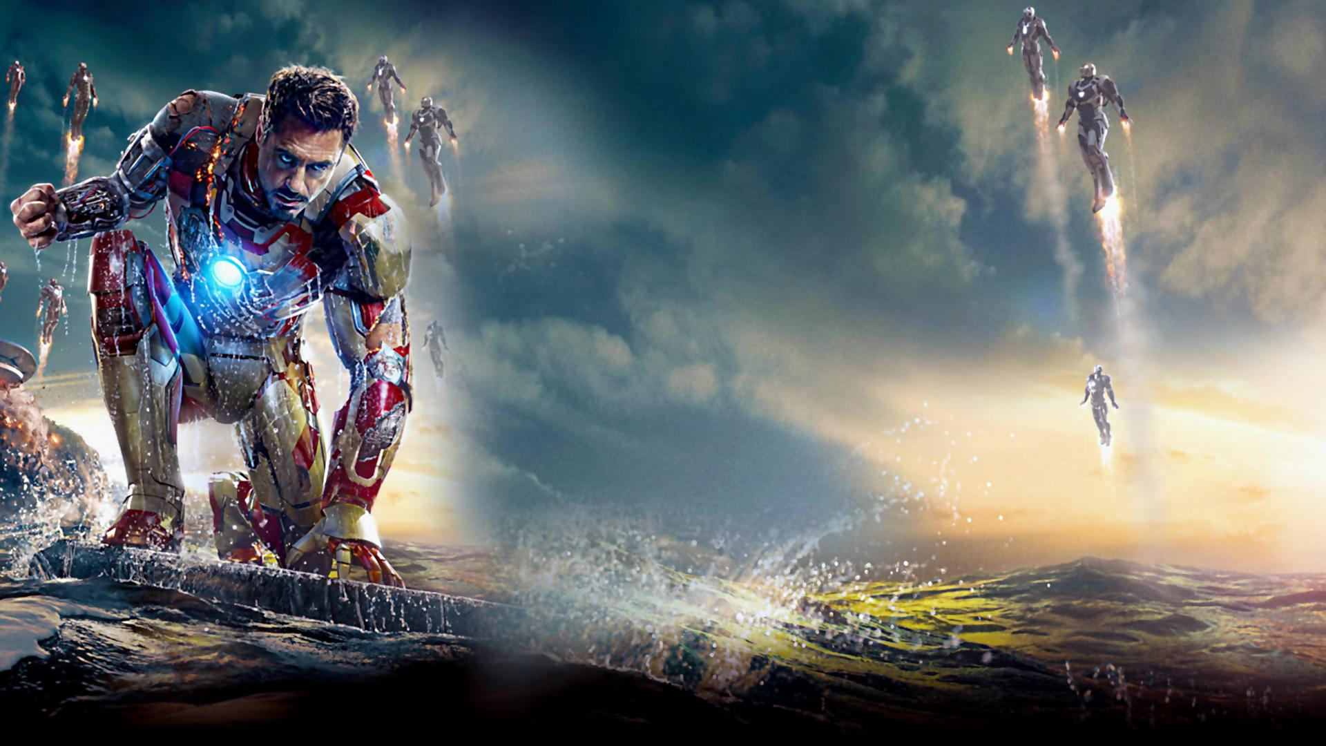 All New Hd Images Free Download Desktop Images Background: Iron Man Wallpapers HD Free Download
