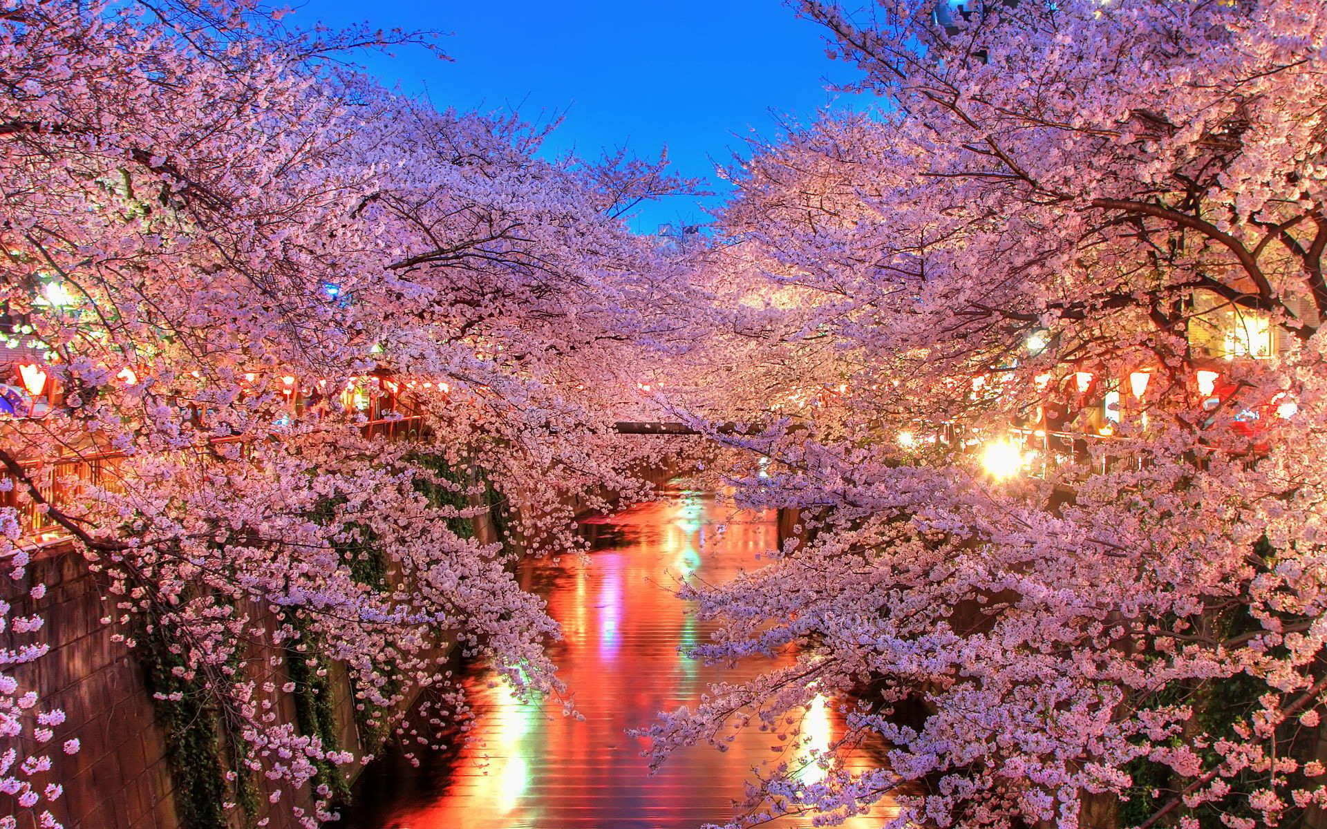 Japanese Garden Wallpapers: Spring In Japan Wallpapers