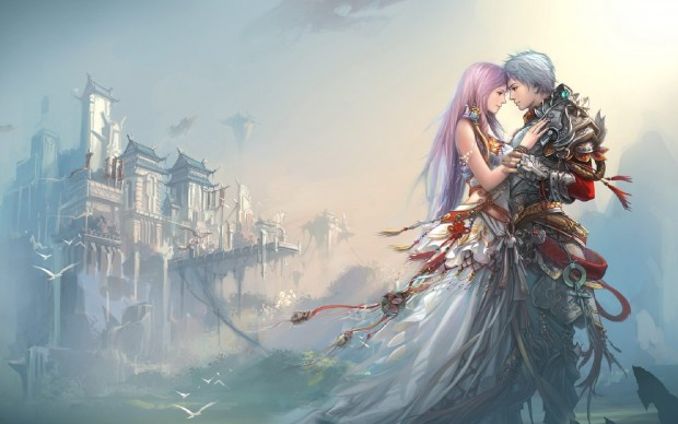 Anime Love Wallpapers HD.