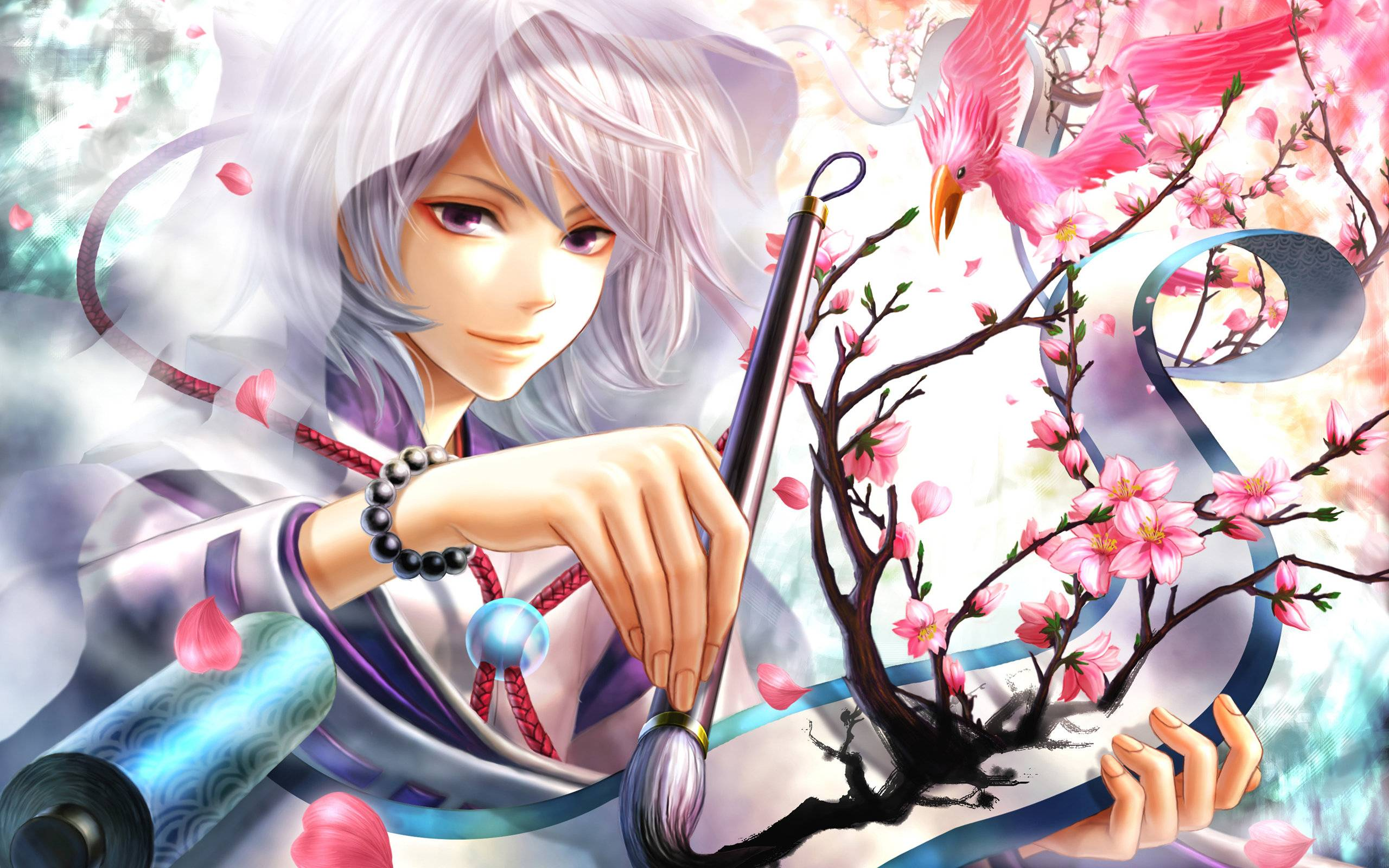 Cool anime hd wallpapers pixelstalk net - Anime images download ...