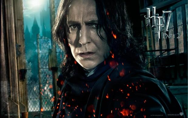 Harry Potter 7 Desktop Background.