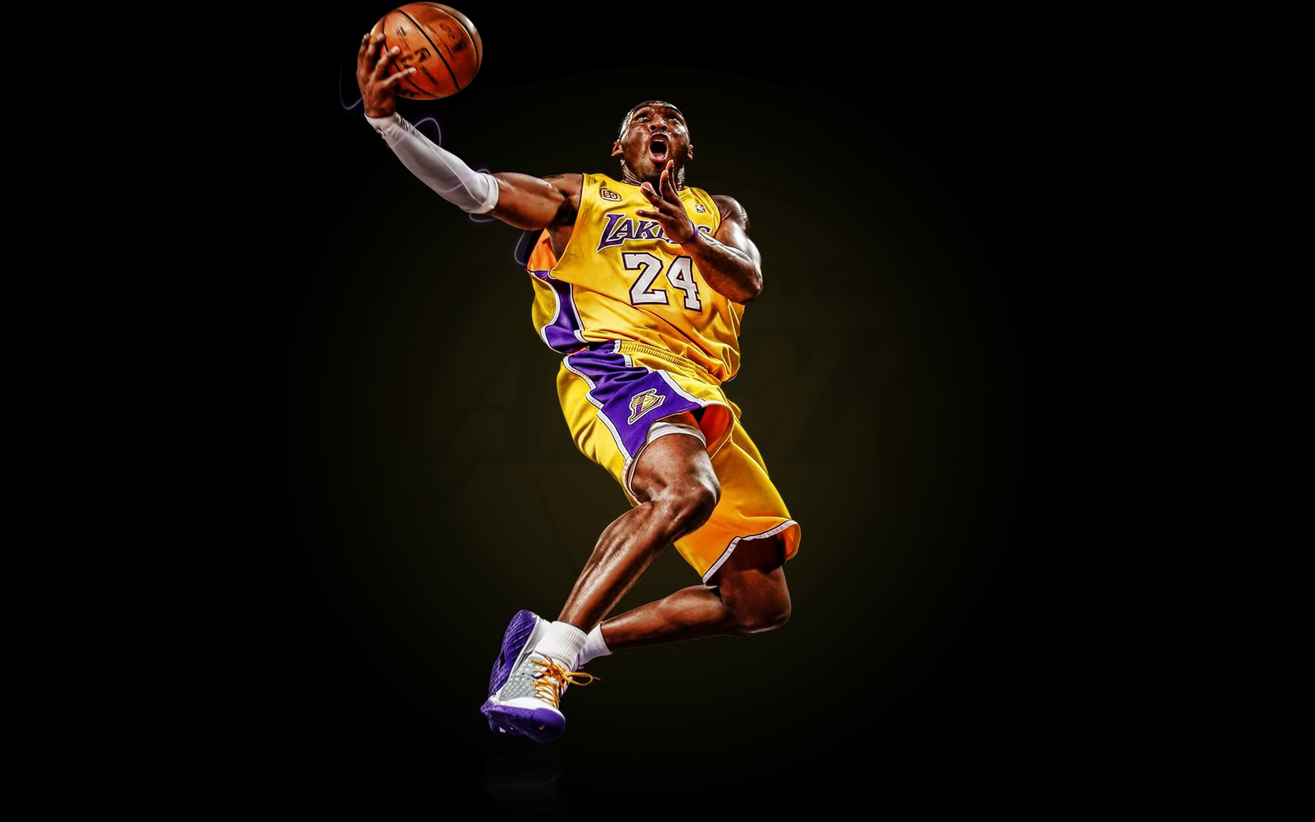 Cool Basketball Player Wallpapers: Kobe Bryant Wallpapers HD Collection