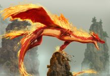 Dragon Fire Wallpapers HD.