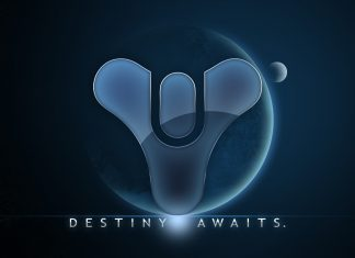 Logo Destiny Wallpaper.
