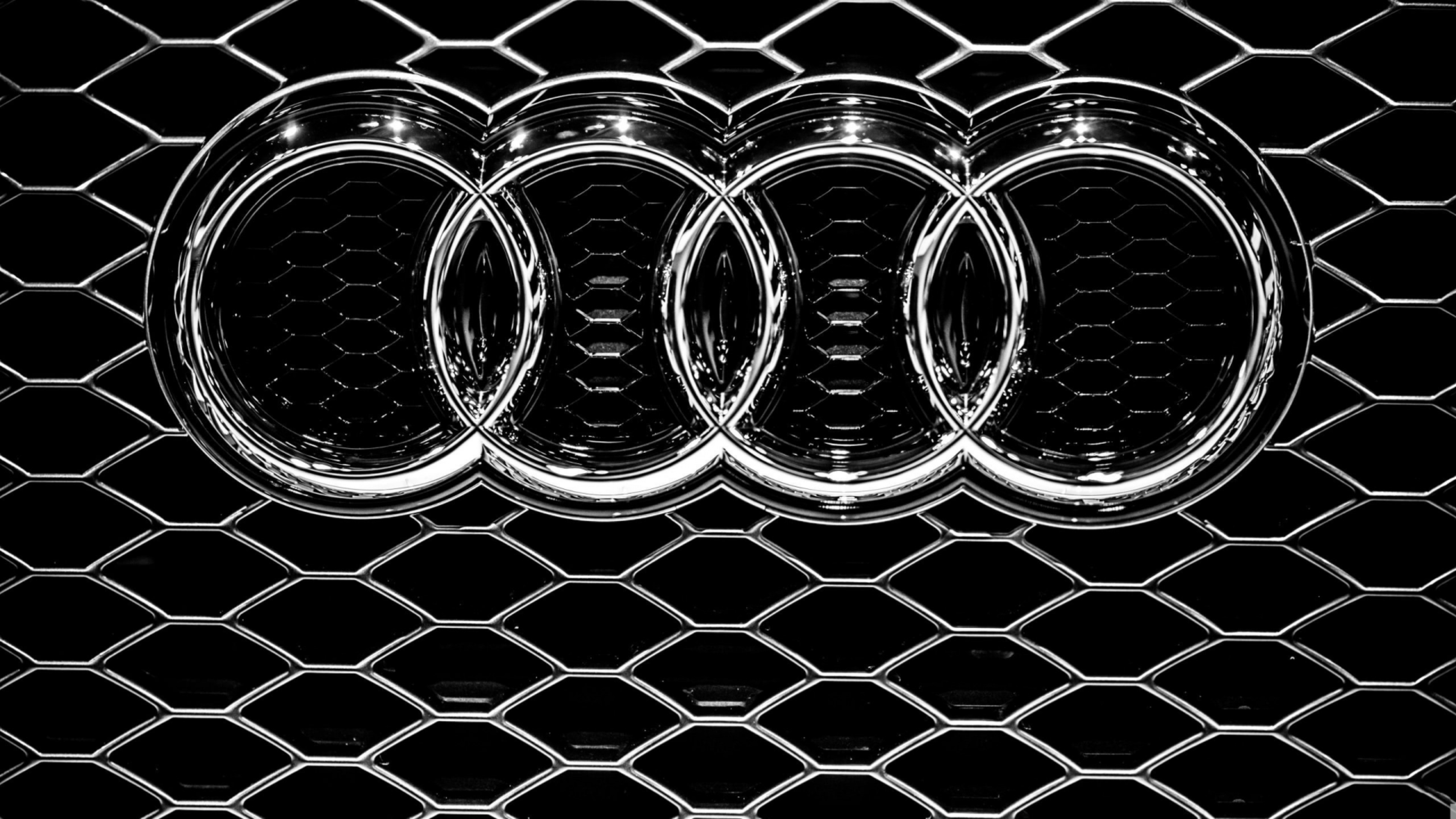 Audi Logo Wallpaper HD | PixelsTalk Net