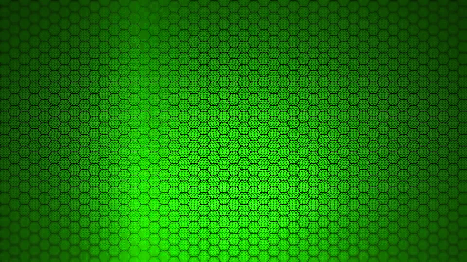 Awesome Art Green Background Wallpaper.