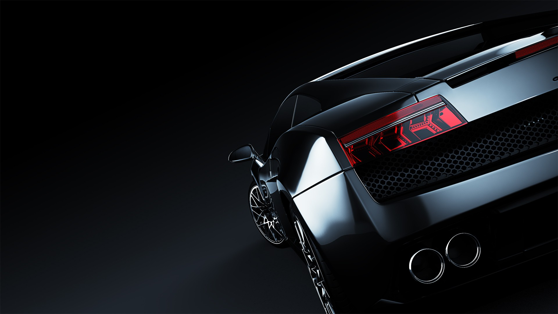 Lamborghini Dark Wallpapers Hd Pixelstalk Net