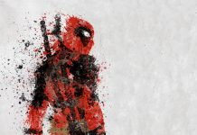 Deadpool Wallpaper HD Art.