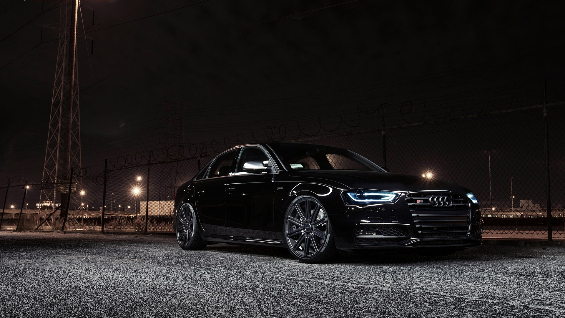 Black Audi Backgrounds