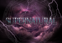 Free Logo Supernatural Wallpaper.