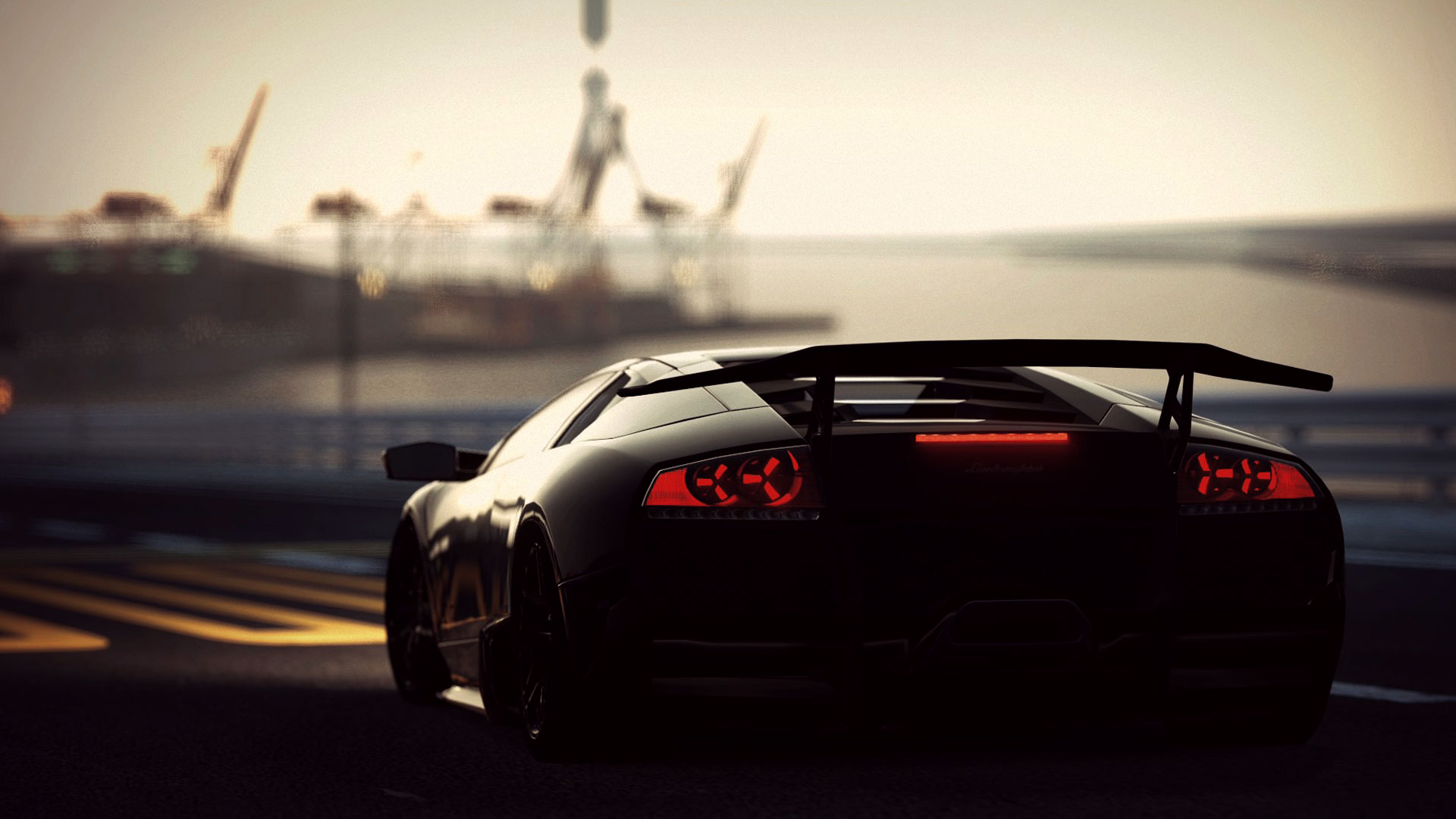 Lamborghini Dark wallpapers HD  PixelsTalk.Net