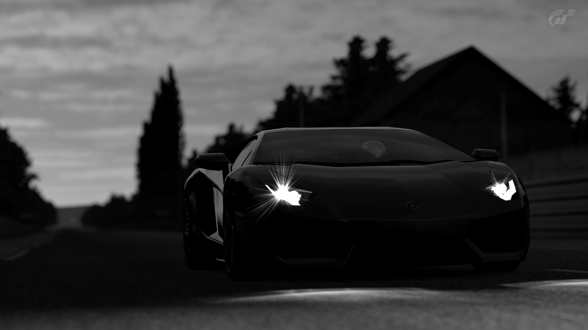 Lamborghini dark wallpapers hd pixelstalk net for Black wallpaper full hd