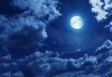 Night Cloud Wallpaper free download.