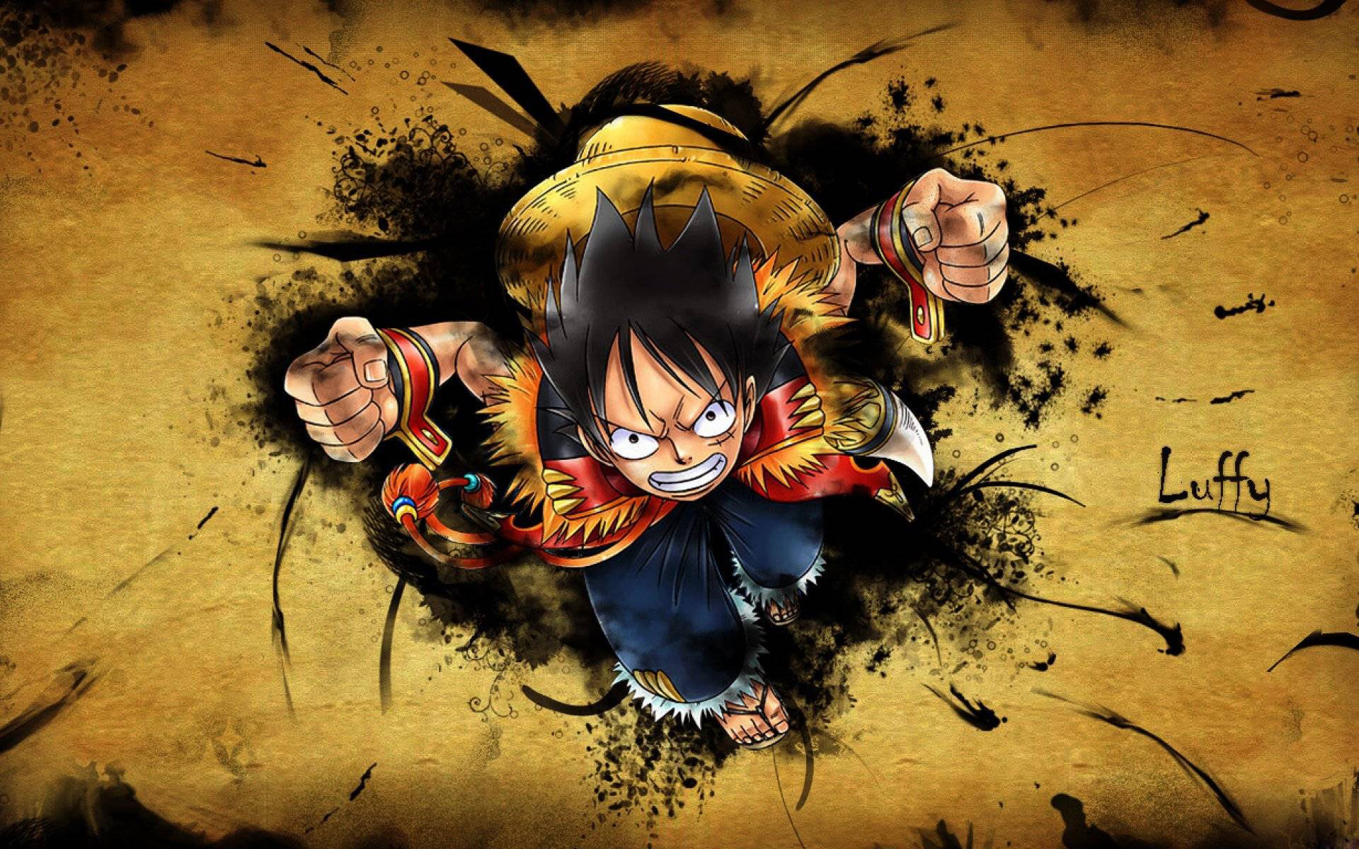 One Piece Luffy Wallpaper High Quality.