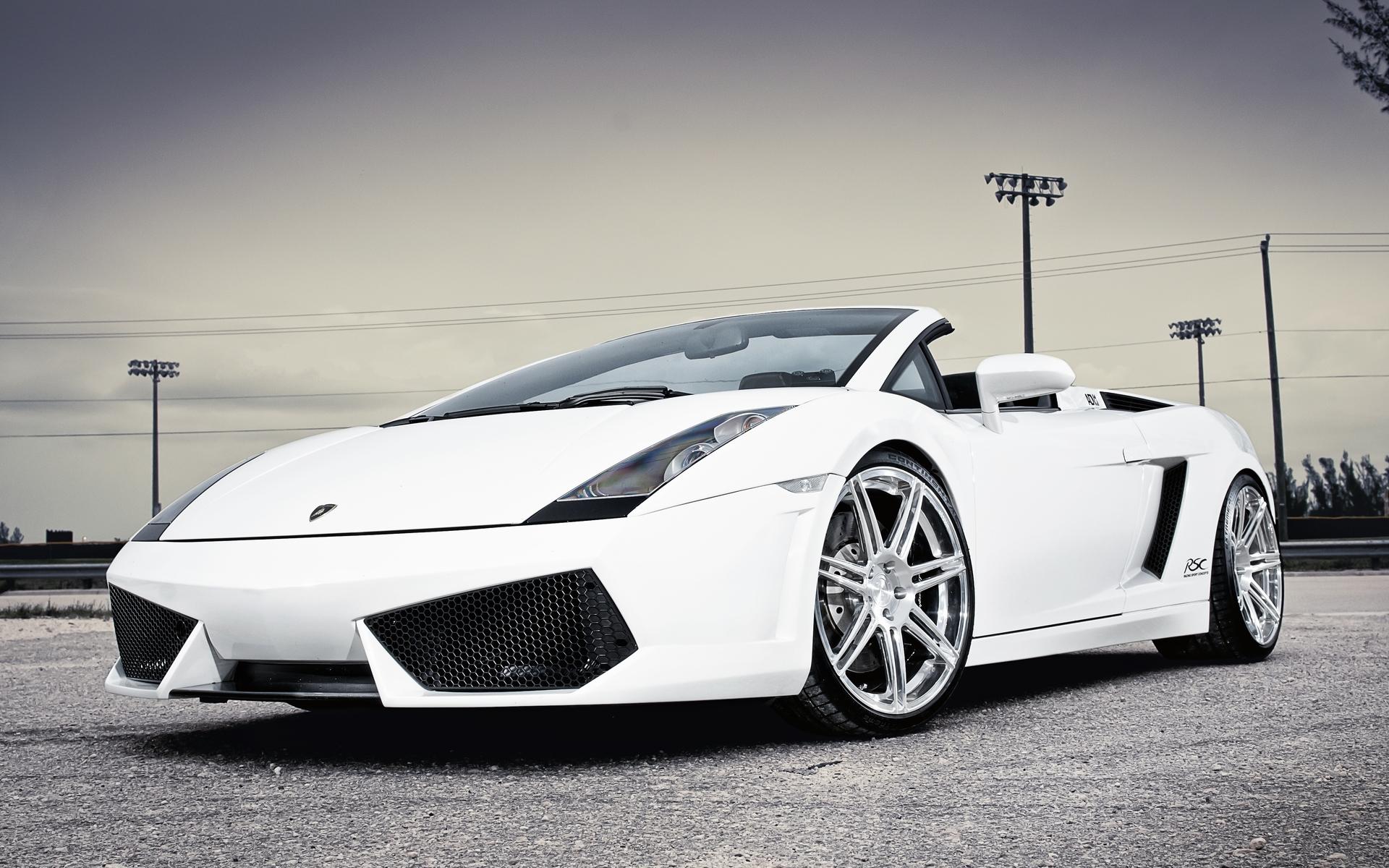 Lamborghini White Wallpapers HD | PixelsTalk.NetLamborghini Wallpaper White
