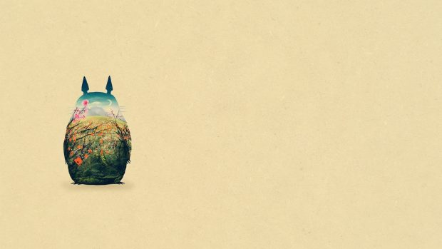 Anime totoro backgrounds download.