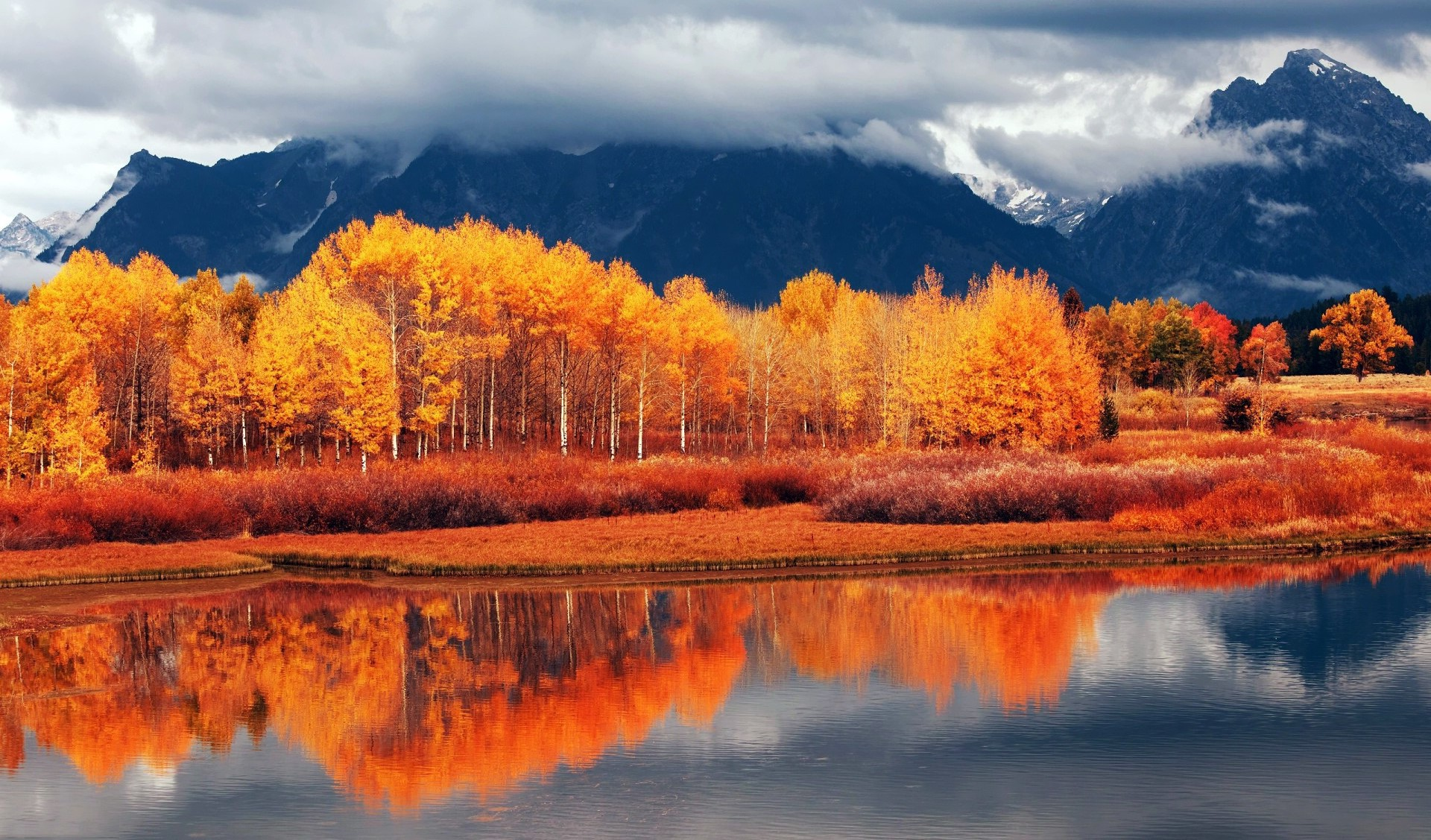 autumn mountain wallpapers for android