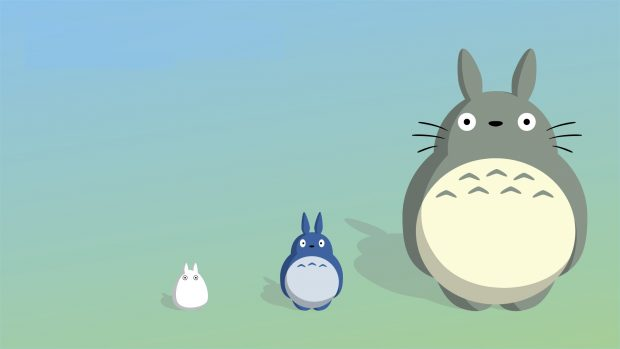 Cartoon totoro backgrounds free download.