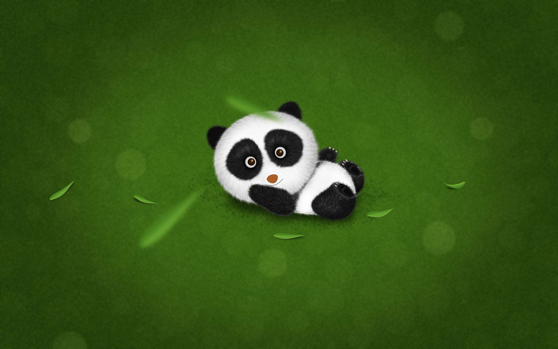 Cute Panda HD Wallpaper Pictures