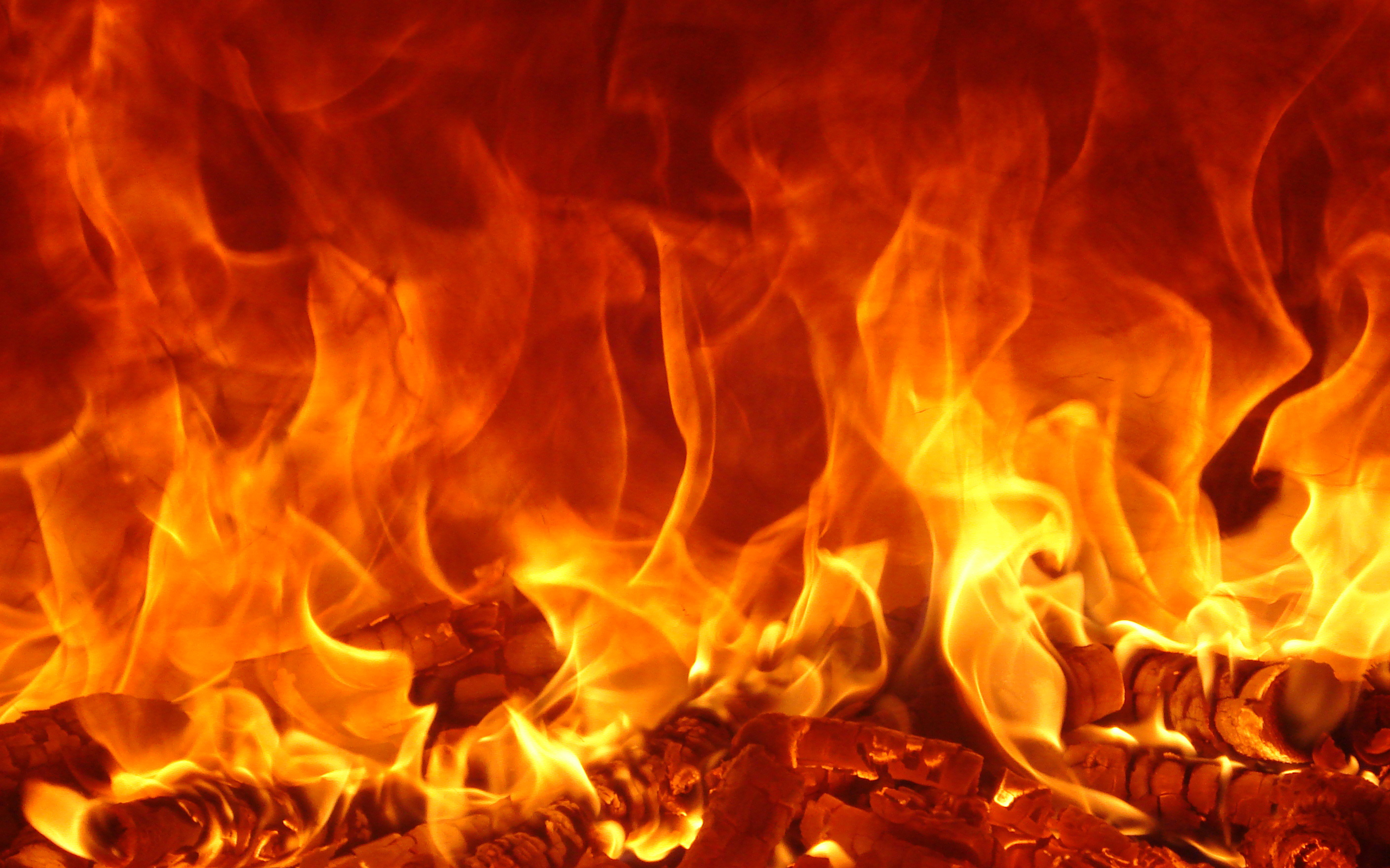 Fire Backgrounds for Desktop | PixelsTalk.Net