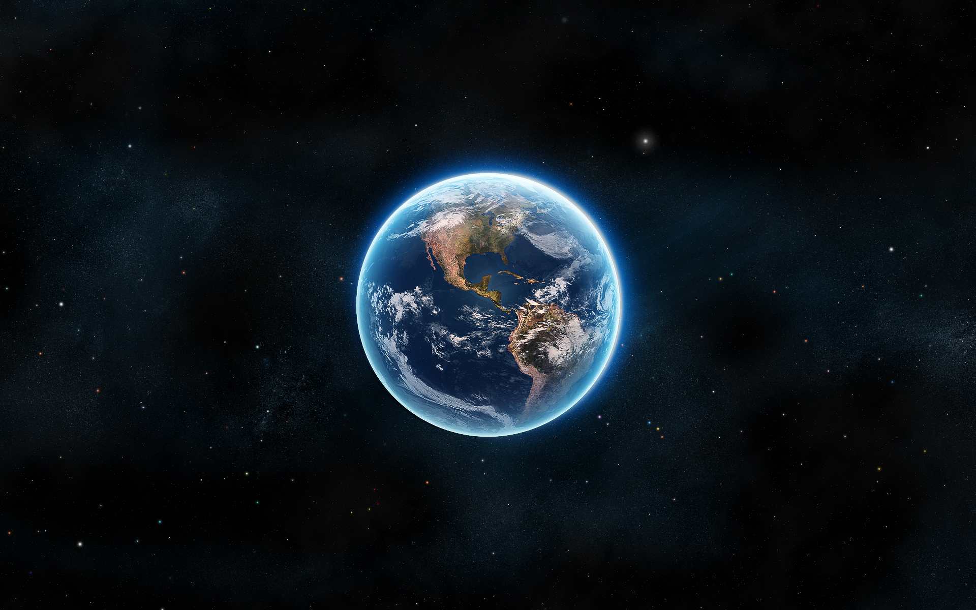 HD Earth Wallpaper Desktop