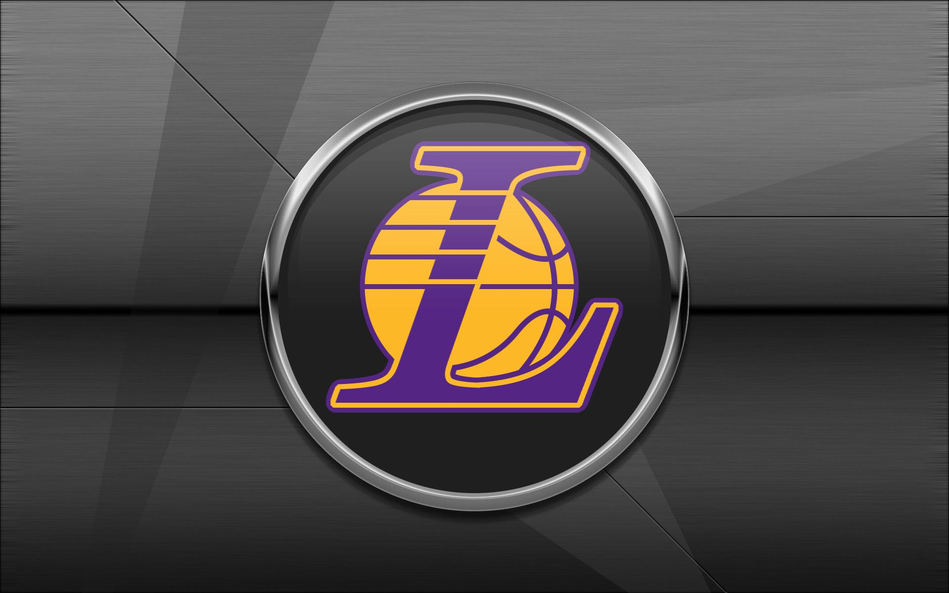 Lakers Logo Wallpapers | PixelsTalk.Net