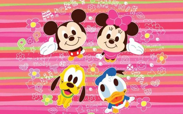 Minnie mouse wallpapers desktop.