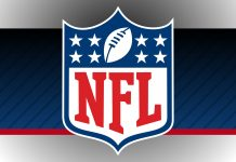 NFL logo wallpaper HD free download.