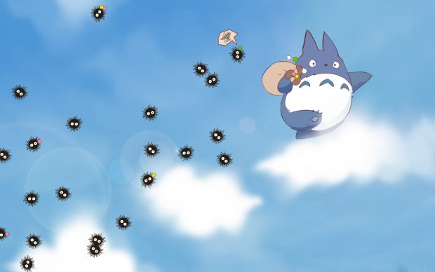 Pics wallpapers totoro backgrounds.