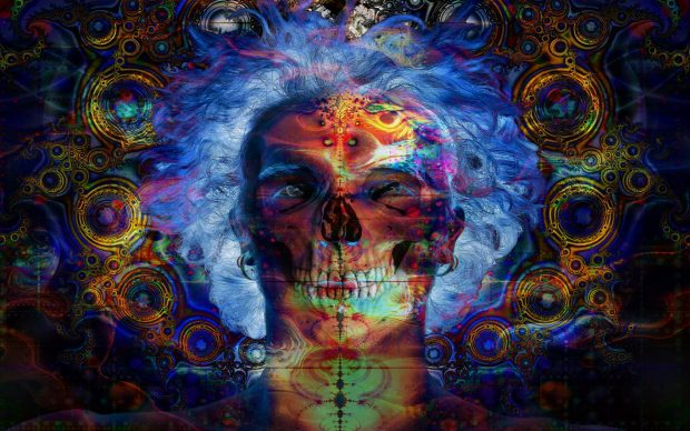 Psychedelic HD Wallpapers desktop download.