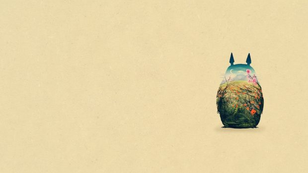 Totoro backgrounds free download.