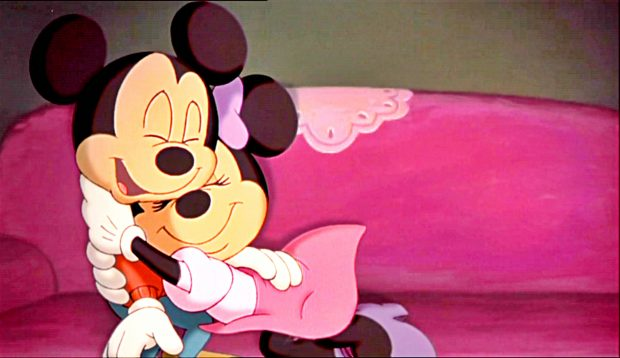 Walt Disney Screencaps Mickey Mouse Minnie Mouse walt disney characters.