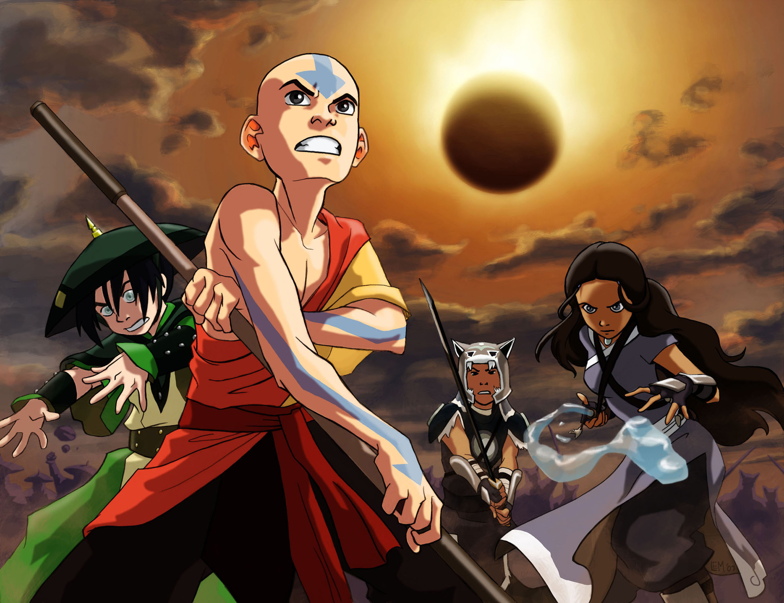 avatar the last airbender hd wallpapers | pixelstalk