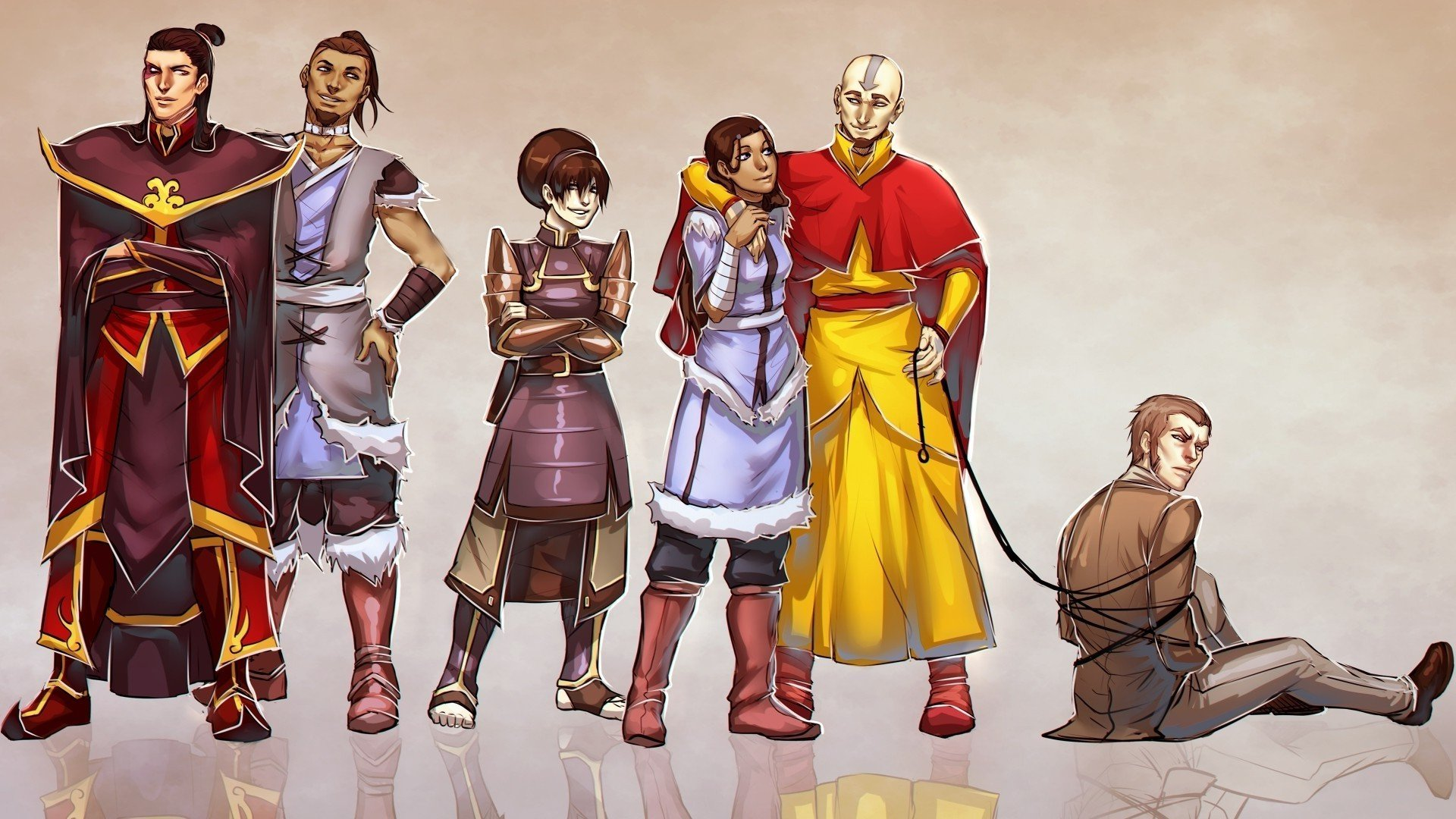 Avatar last airbender free download.