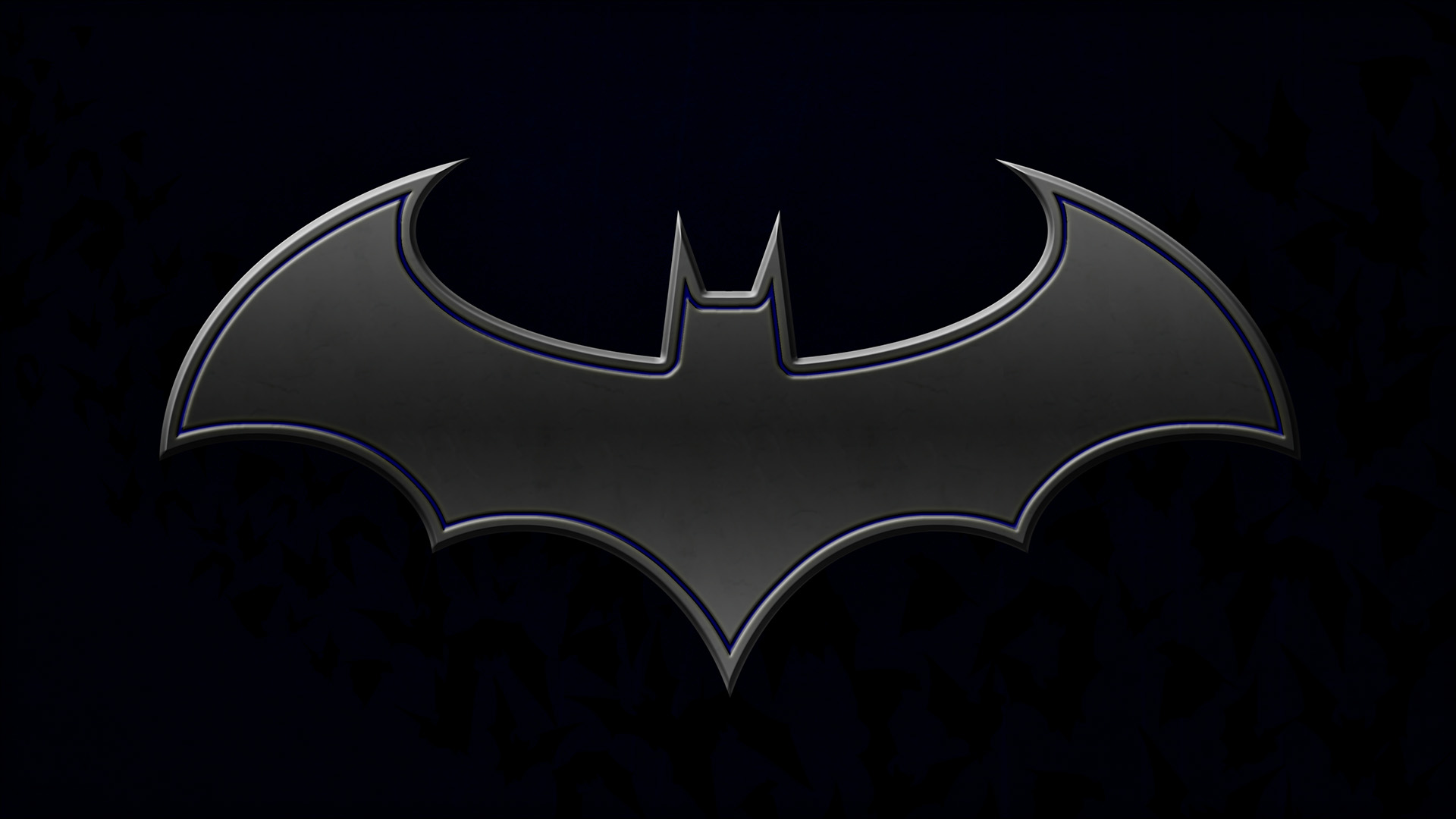 | Wallpapers Logo Batman PixelsTalk.Net HD