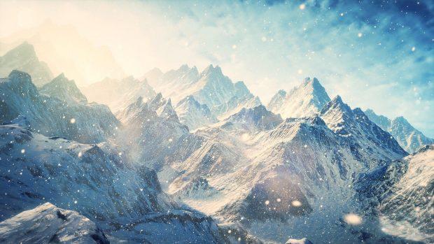 Beautiful Skyrim Wallpapers.