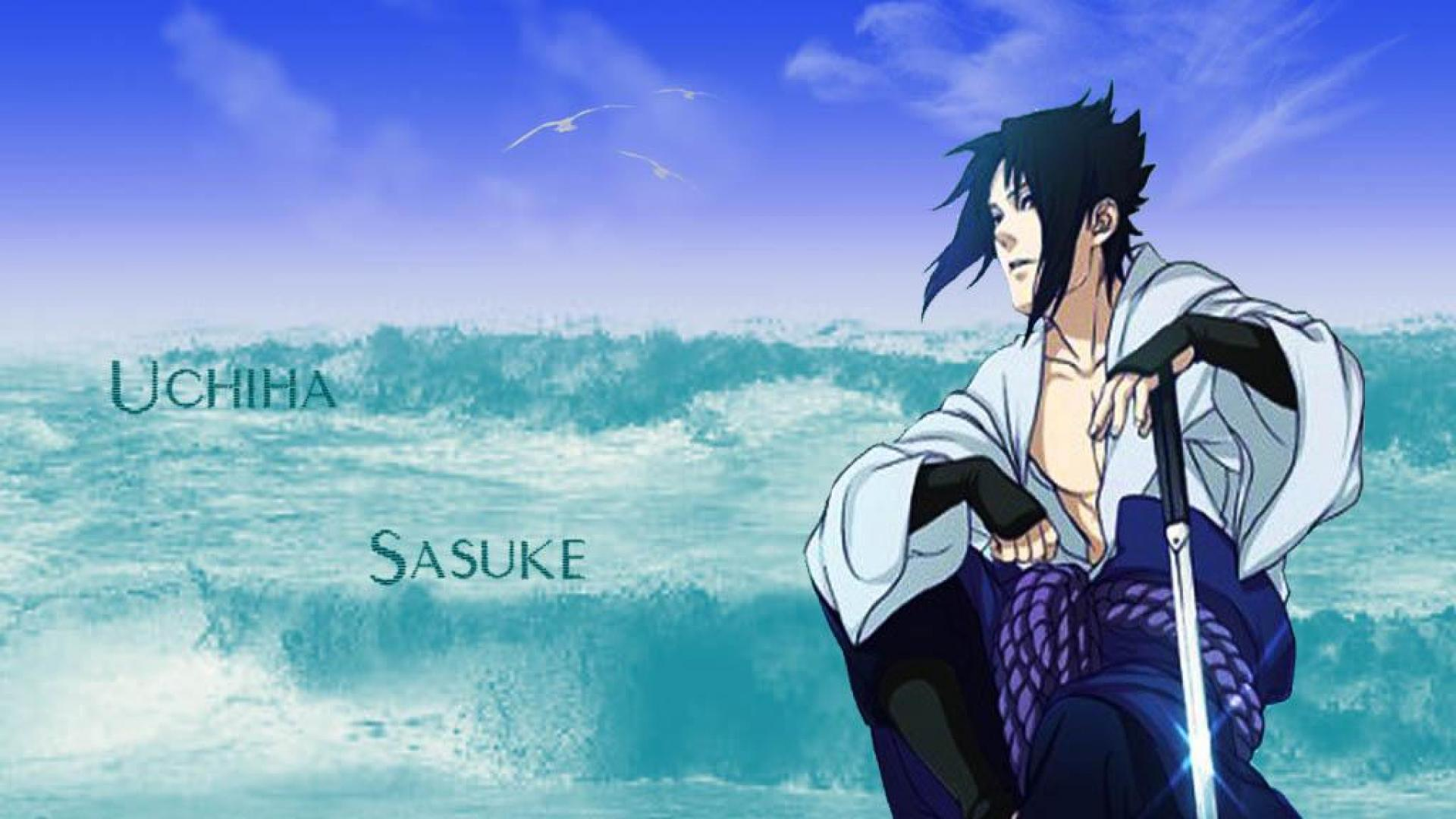 Best Sasuke Desktop Wallpaper