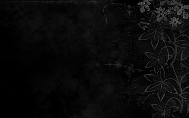 Black 1440x900 Wallpaper.
