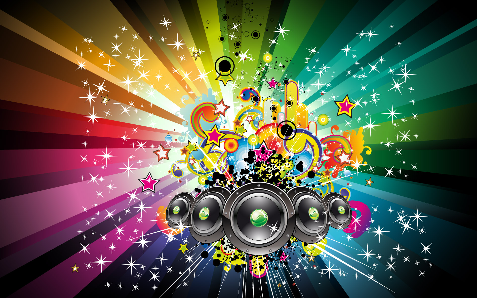 Wallpapers Hd 3d Music: Music Wallpapers HD